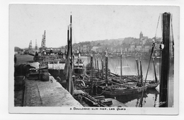 BOULOGNE SUR MER - N° 3 - LES QUAIS - FORMAT CPA VOYAGEE - Boulogne Sur Mer