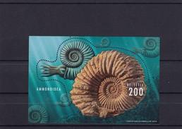 2015. Ammonit, Mi: Bl. 59** - Blocs & Feuillets