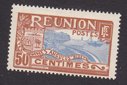 Reunion, Scott #83, Mint No Gum, Scenes Of Reunion, Issued 1907 - Reunion Island (1852-1975)