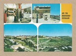 Israel Old Jerusalem Abu-Tor Abservatory Places Of The Bible - Israel