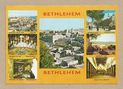 Israel Old Postcard Bethelem City Of David Places Of The Bible - Israel