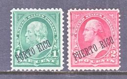 PUERTO  RICO  215-6      (o) - Puerto Rico