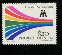 423944398 ARGENTINIE DB 1986 POSTFRIS MINTNEVER HINGED POSTFRIS NEUF YVERT 1551 - Argentinien