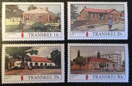 Transkei  MNH**   1984   # 138/141 - Transkei