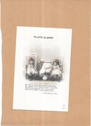 LOT De 6 CPA FANTAISIE - TOILETTE DE BEBES - TRES RARE - ORL - - Cartes Postales