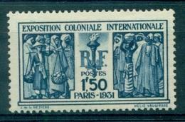 FRANCE N° 274 Expo Paris 1931 N X B / TB Cote 50 € - Francia