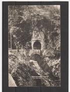 ZAK210 POSTKARTE JAHR 1915 MARIAZELLERBAHN In Den ZINKEN GEBRAUCHT Siehe ABBILDUNG - Mariazell