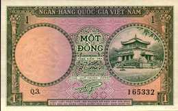 VIET-NAM SUD 1 DONG  De 1956nd  Pick 1  UNC/NEUF - Viêt-Nam