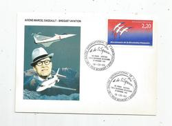 G-I-E , Cp , Aviation, AVIONS MARCEL DASSAULT - BREGUET AVIATION , 38 E Salon Del'aéronautique ,93 , LE BOURGET - Flieger