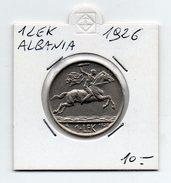 Albania - 1926 - 1 Lek - (FDC4533) - Albania