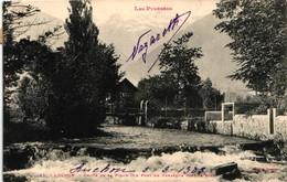 LUCHON -31- CHUTE DE LA PIQUE - Luchon