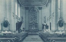 MALMEDY / INTERIEUR DE L EGLISE ST QUIRIN