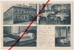 Hirschberg (Saale) - Hotel Goldener Hirsch - 1940 - Bei Birkenhügel, Pottiga, Gefell, Köditz, Töpen - Deutschland