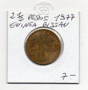 Guinea Bissau - 1977 - 2 E 1/2  Pesos - (FDC4546) - Guinea Bissau