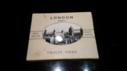 LONDON Series Twelve Vieuws - Cartes Postales