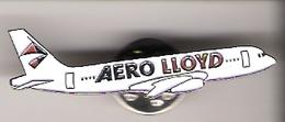 Pin AERO LLOYD - Airbus A320 - Luftfahrt
