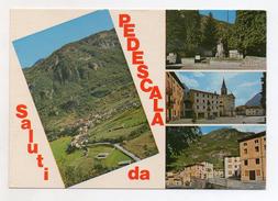 Pedescala Di Valdastico (Vicenza) - Saluti Da  - Cartolina Multipanoramica - Non Viaggiata - Del 1960/1970 - (FDC4551) - Vicenza