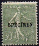 FRANCE - 50 C. Lignée TB