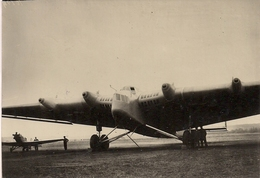 Aviation - Aviateur - Das Junkers-Riesenflugzeug G-38 - Photographie