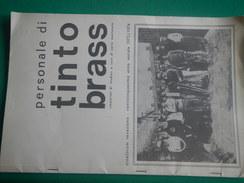 TINTO BRASS CINEFORUM VENEZIA 1973 - Non Classificati