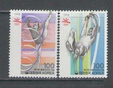 South Korea - Olympic Games 1992 MNH - Corée Du Sud
