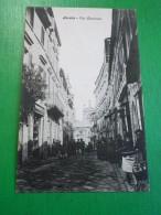 Cartolina Loreto - Via Goronari 1910 Ca - Ancona