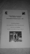 DANTE ALIGHIERI Catalogo Di Tutto Il Materiale Filatelico E Numismatico Monete Stamp Coin 34 Pages In 17 B/w Photocopies - Tematica