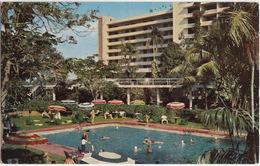 Panama City: SWIMMING-POOL And Patio Of The 'Hotel El Panama'  - (Panama) - Panama