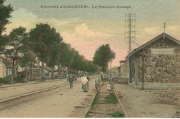 91 - Essonnes - Environs D' Essonnes - Le Pressoir Prompt (colorisée) Rare - Essonnes