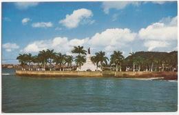 Panama : La Estatua De Vasco Nunez De Balboa - The Statue - (Panama) - Panama