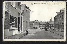 ECAUSSINES D'ENGHIEN - Boulevard De La Senette - Grand'Place - Ed. Smoes - Ecaussinnes