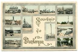 C27  DUNKERQUE  SOUVENIR DE DUNKERQUE 1906 - Dunkerque