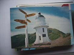 Nieuw Zeeland New Zealand Cape Reinga Lighthouse - Nieuw-Zeeland