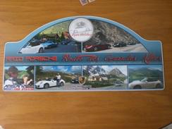 CLUB PORSCHE RAID PORSCHE ROUTE DES GRANDES ALPES CENTRE PORSCHE FREJUS - Porsche