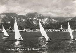 584 - Marina Di Carrara. - Alpi Apuane. - Carrara
