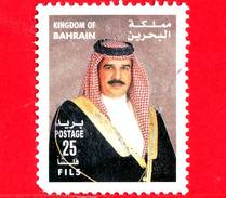 BAHREIN - Usato - 2002 - Re Hamad Ibn Isa Al-Khalifa - 25 - Bahrein (1965-...)