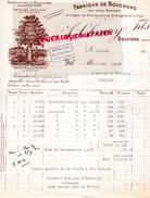 40 -  SOUSTONS - BELLE FACTURE A. CLAVERY FILS- FABRIQUE BOUCHONS LIEGES-LIEGE- VINS FINS- BOUCHON- 1942 - France