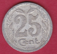 Chambre De Commerce - Evreux 1921 - 25 C - Monétaires / De Nécessité