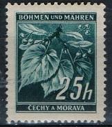 PIA - BOEMIA E MORAVIA - 1939-40 -  Albero Dai Fiori Profumati :  - (Yv 23) - Boemia E Moravia