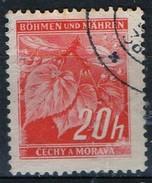 PIA - BOEMIA E MORAVIA - 1939-40 -  Albero Dai Fiori Profumati :  - (Yv 22) - Boemia E Moravia