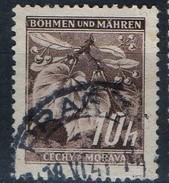 PIA - BOEMIA E MORAVIA - 1939-40 -  Albero Dai Fiori Profumati :  - (Yv 21) - Boemia E Moravia