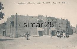 SOUDAN - N° 409 - DJENNE - TYPES DE MAISONS - Soudan