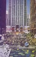 New York Rockefeller Plaza  1949 - Places & Squares