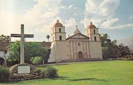 Santa Barbara Mission California - Santa Barbara