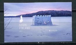 Finland 2017 Finlandia / EUROPA CEPT Castles MNH Castillos Schlösser / Cu3318  2