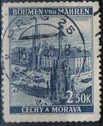 PIA - BOEMIA E MORAVIA - 1939-40 - Olomouc :  - (Yv 32) - Boemia E Moravia