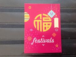 Singapore - Postfris / MNH - Booklet Nieuwjaar 2016 - Singapore (1959-...)