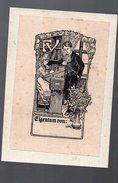 """Ex Libris  """" Eigentum Von BK3 (PPP5017) - Ex-libris"""