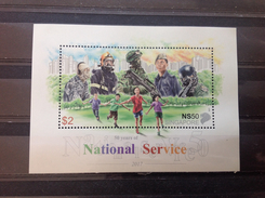Singapore - Postfris / MNH - Sheet 50 Jaar National Service 2017 - Singapore (1959-...)