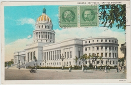 HABANA (CUBA) - CAPITOLIO - CAPITOL BUILDING - Cuba
